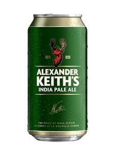 Labatt Breweries 15C Alexander Keith's India Pale Ale 5325ml