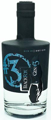 Black Fox Spirits Black Fox Gin #3 375ml
