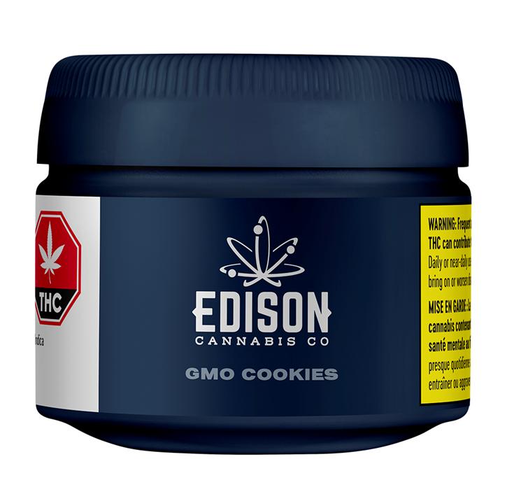 GMO Cookies - Edison - Dried Flower