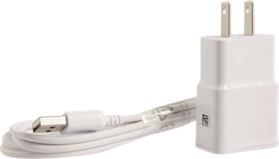 Samsung Note 2 Travel Charger w/USB Cable