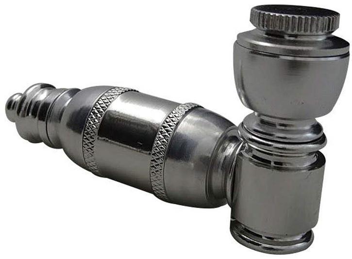 Mini Metal Stub Pipe