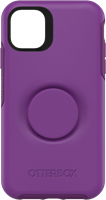 OtterBox iPhone 11  Otter + Pop Symmetry Case With Popsockets Swappable Popgrip