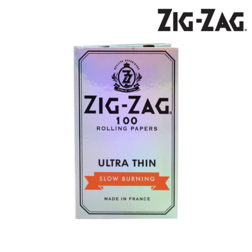 Zig-Zag, Silver Ultra Thin Rolling Papers