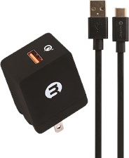 mWorks mPOWER! Quick Charge Single Port USB-C Home Charger