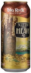 Big Rock Brewery 1C Scottish Style Heavy Ale 473ml
