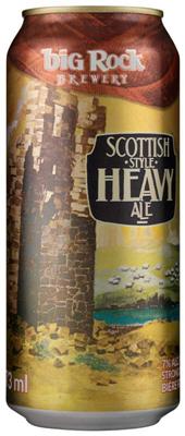 Big Rock Brewery 1C Scottish Style Heavy Ale 47