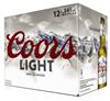 Molson Breweries 12B Coors Light 4092ml