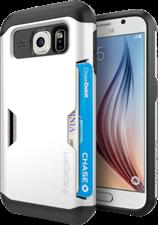 Spigen Galaxy S6 SGP Slim Armor CS Case w/ Card Holder