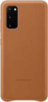 Samsung Galaxy S20 Leather Cover Case