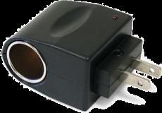 Car & Driver CD-AC/DC AC to DC Adaptor