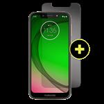 Gadget Guard Motorola Moto G7 Play Black Ice Plus Glass Screen Protector