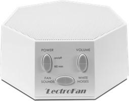 Asti LectroFan White Noise and Fan Sound Machine