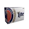 Molson Breweries 24C Miller Lite 8520ml