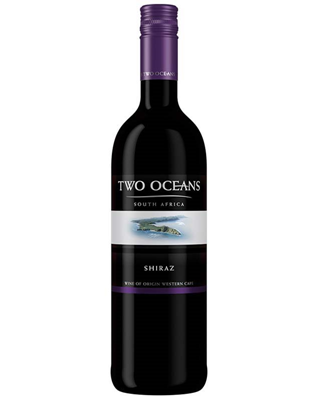PMA Canada Two Oceans Shiraz 750ml