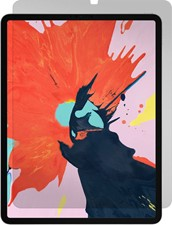 Gadget Guard iPad Pro 12.9 (2018) 3rd Gen Black Ice Glass Screen Protector