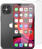 Invisibleshield iPhone 12 Pro Max Glass Elite+ Tempered Glass Screen Protector