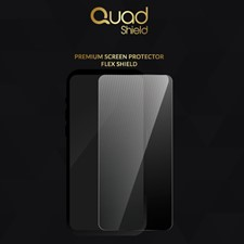 Quad iPhone 11 Pro Max 6.5 Tempered Glass Clear