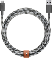 Native Union USB Type-C 10ft Charge/Sync Belt Cable