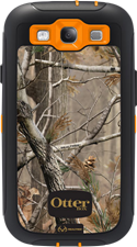 OtterBox Samsung Galaxy S III Defender Series Case with Realtree® Camo