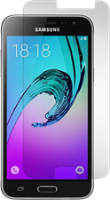 Gadgetguard Galaxy J3 Black Ice Screen Protector