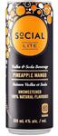 Aware Beverages Social Lite Pineapple Mango 1420ml