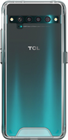 Blu Element TCL 10 Pro DropZone Clear Case