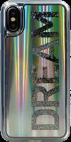 Candywirez iPhone X Liquid Glitter Case