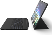 Zagg iPad Pro 12.9 Slim Book Go Bluetooth Keyboard and Case