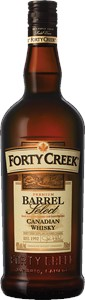 Forty Creek Distillery Forty Creek Barrel Select Gift Pack 750ml