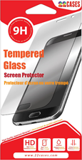 22 Cases Galaxy A20 Glass Screen Protector