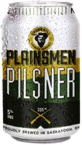 Churchill Brewing Company 6C Churchill Plainsmen Pilsner 2130ml