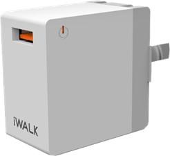 iWalk Qualcomm 3.0 USB Wall Charger