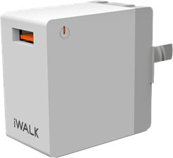 iWalk Qualcomm 3.0 USB Wall Charger