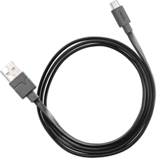 Ventev - 3' chargesync USB to USB Type-C 2.0 Cable