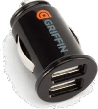 Griffin USB Car Charger for Apple Devices