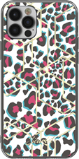 Ghostek iPhone 12 / iPhone 12 Pro Scarlet Leopard Ultra-Thin Case