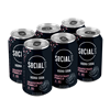Aware Beverages Social Lite Grapefruit Pomelo Soda 2130ml