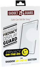 Gadget Guard iPhone 7 Plus Shadow On The Go Privacy Screen Guard