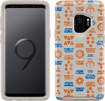 OtterBox Galaxy S9 Symmetry Star Wars Case