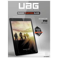UAG iPad 9.7/Pro 9.7 (2017-2018) Tempered Glass Screen Protector