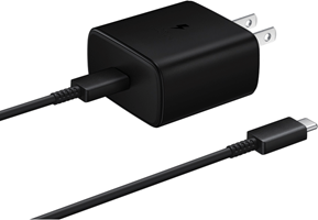 Samsung Travel Adapter with USB-C to C Cable 45W