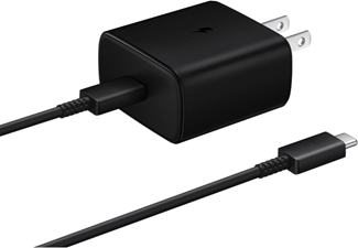 Samsung - Travel Adapter with USB-C to C Cable 45W