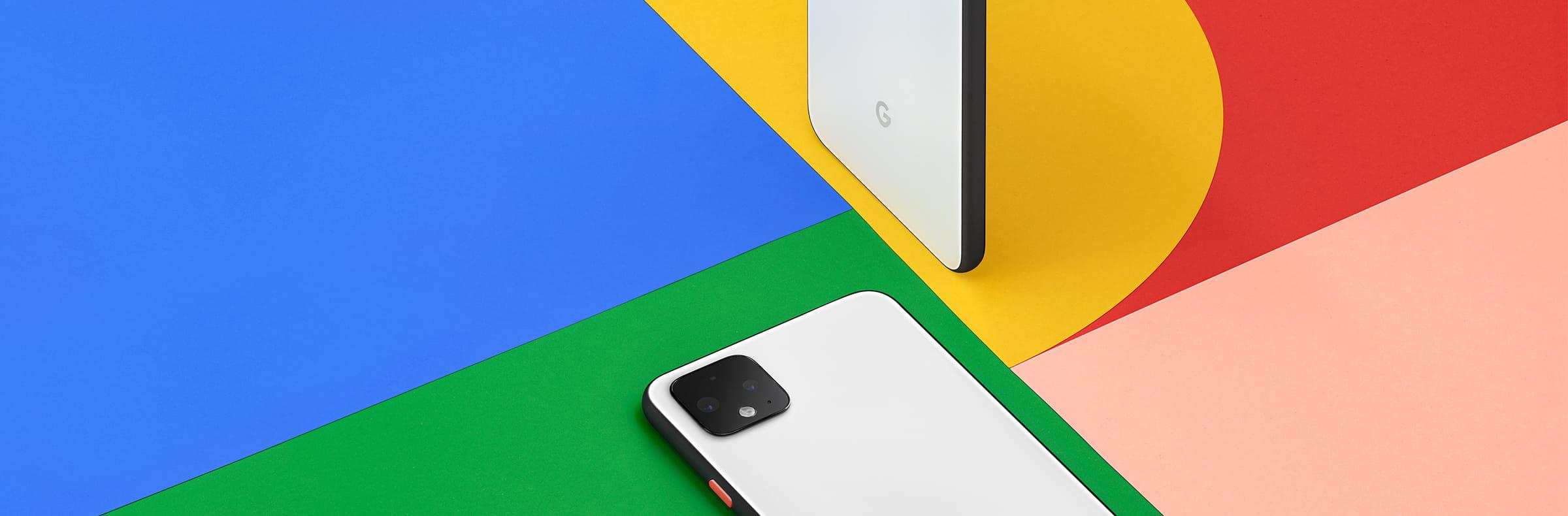 Pixel 4 phone