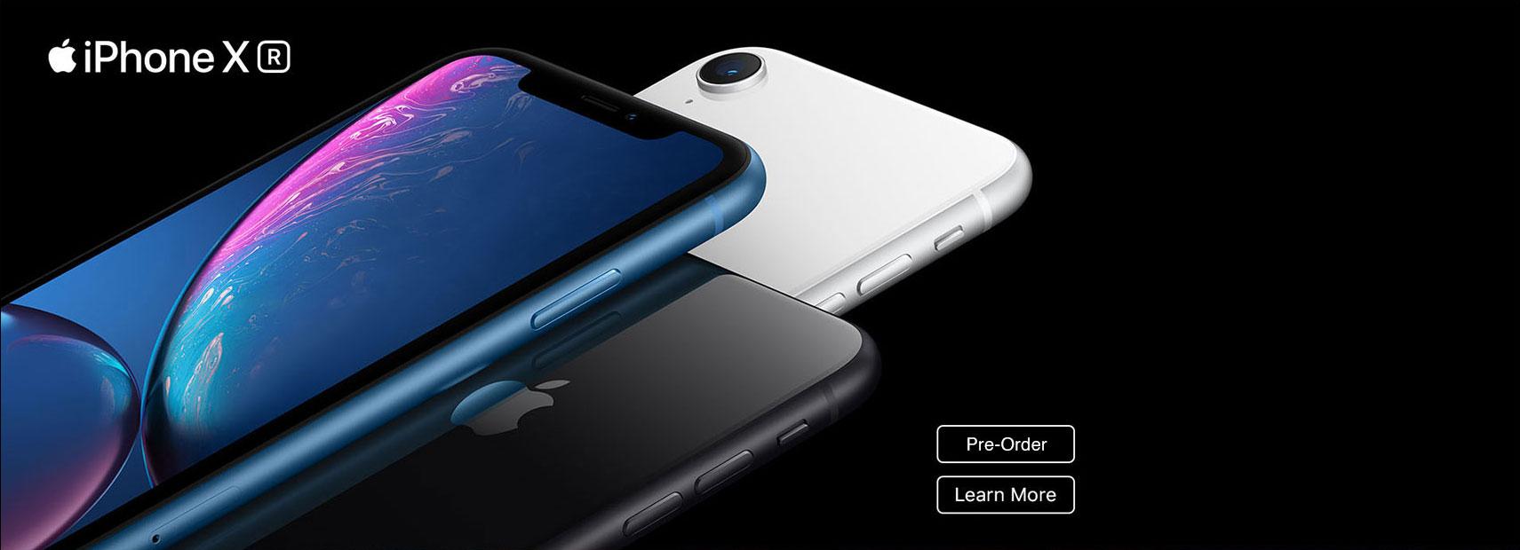 iPhone XR pre order