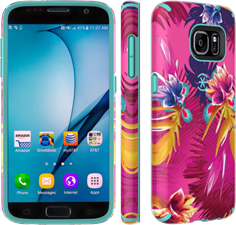 Speck Galaxy S7 CandyShell Inked Case