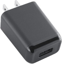 KEY Single AC ONLY Wall Charger 2.4A