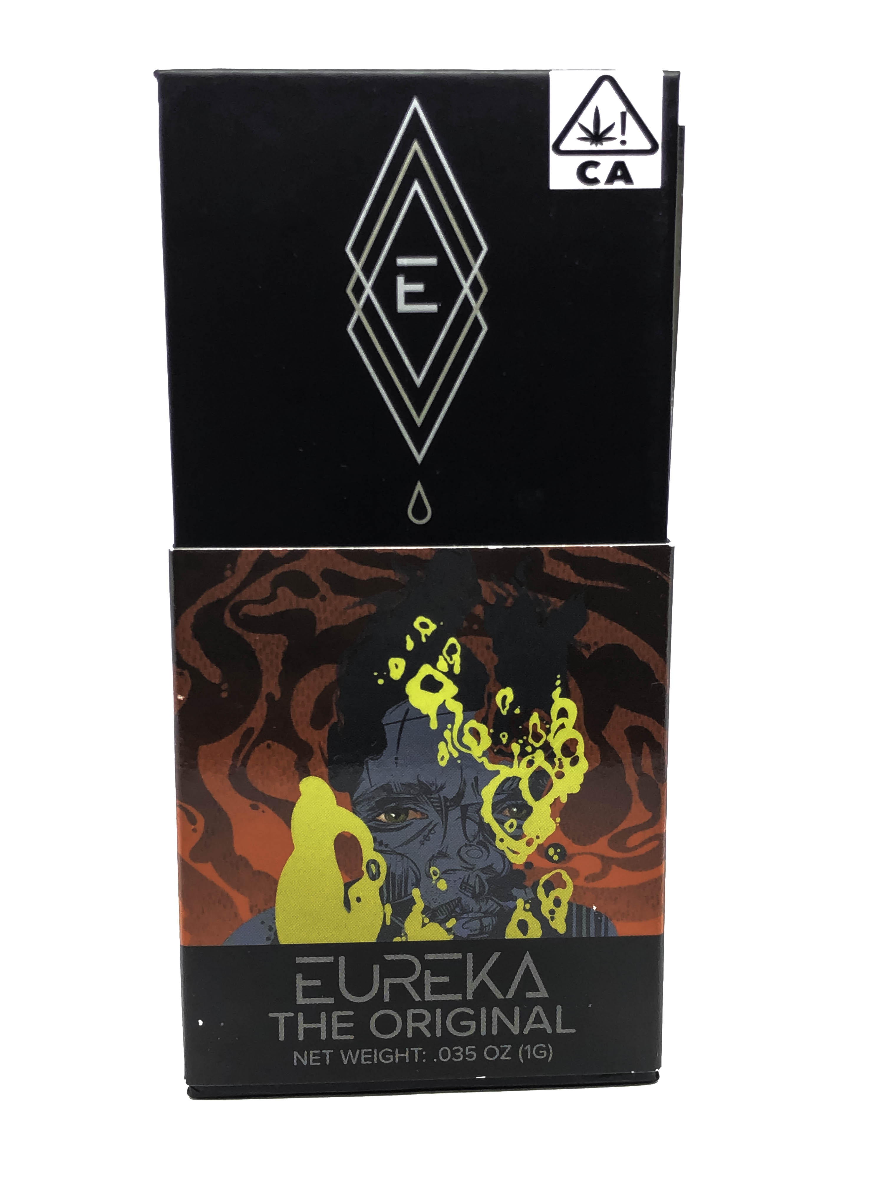 Eureka: Blue Dream .5g