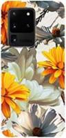 Uunique London Galaxy S20 Ultra Nutrisiti Eco Printed Marble Case