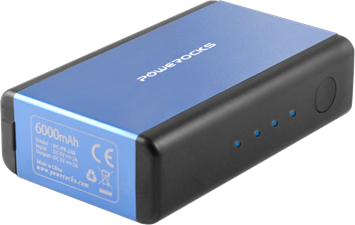 Powerocks Magic Cube 2 Universal 6000mAh Lightning Extended Battery
