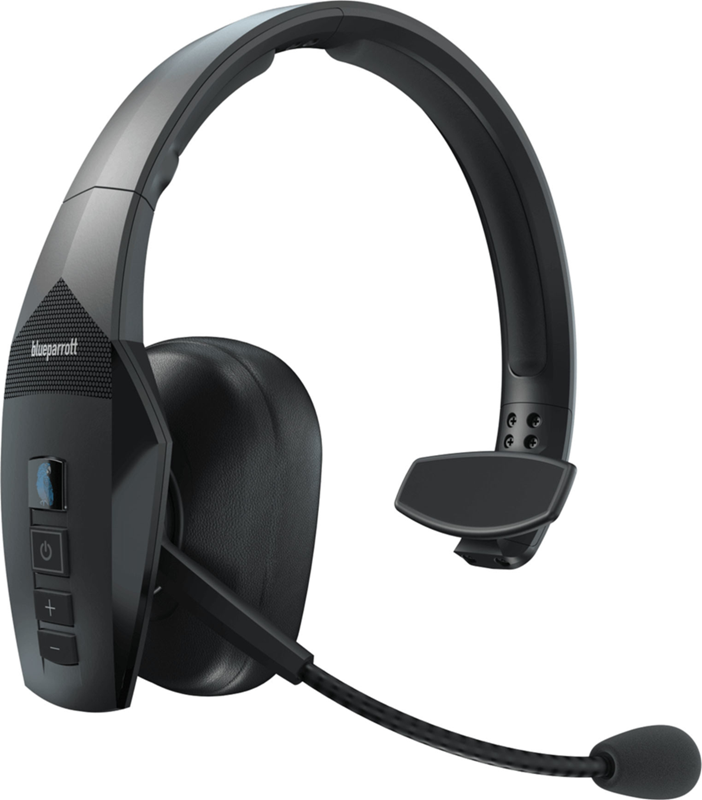 Blueparrott B550 Xt Nfc Voice Controlled Bluetooth Headset Price And Features